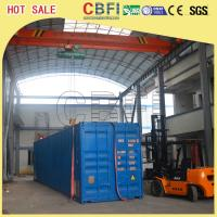 Wholesale Second Hand Freezer Shipping Containers Cold Room For Fruits , Meat , Ice Storage from china suppliers