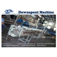 Wholesale Hand Operated Shear Portable Dowspout Rollformer Machine For 29 Gauge to 26 Gauge from china suppliers