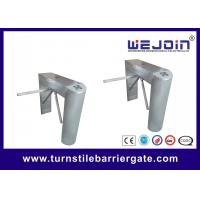 Wholesale Die-casting Alloy Aluminum Mechanism Access Control Automatic Tripod Turnstile Barrier Gate from china suppliers