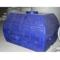 Wholesale 2000 litre PE horizontal liquid storage tank from china suppliers