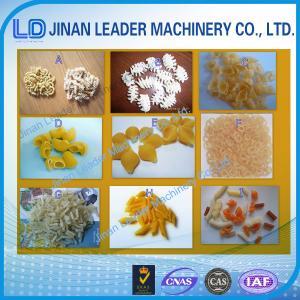 Wholesale Macaroni Pasta Processing Machine automatic spaghetti making machine from china suppliers