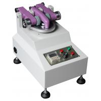 Wholesale DIN Test Standard TABER Abrasion Tester , Leather Laboratory Equipment from china suppliers