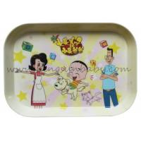 Wholesale Cartoon Printing Melamine Baby Feeding Bowl Food Plate Non toxic Eco friendly from china suppliers
