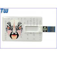 Wholesale Classic Credit Card USB Thumb Drive USB 3.0 Interface High Data Transfer Speed from china suppliers