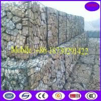 Wholesale FOB15.8$/PC PVC Coated Gabion Basket from china suppliers