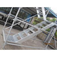 Wholesale Recycled Aluminium Mutifuction Kwikstage Scaffolding For Building Maintenance from china suppliers