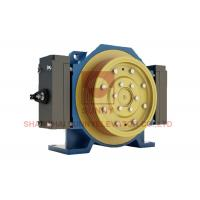 Wholesale IP41 Single Wrap Gearless Elevator Traction Machine / Gearless Lift Motor from china suppliers