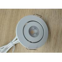 Buy cheap IP44 Mini Round 3W 2700K Tiltable LED Spot Downlights with 300mA LED Driver for Bathroom from wholesalers