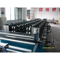Wholesale Seperate Pressing Punching Cable Tray Manufacturing Machine With Servo Guiding from china suppliers