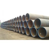 Wholesale Spiral Submerged Arc Welded API 5L Steel Pipe Gr.B / X42 / X52 / X56 / X60 from china suppliers