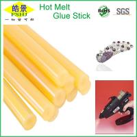 Wholesale Strong Adhesion Cold Proof Glue Stick For Glue Gun Yellow Appearence from china suppliers