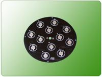 Wholesale OEM 12 Layers FR406 Flash Gold Aluminium Base PCB Assembly Service from china suppliers