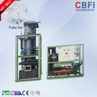 Quality CBFI Large Capacity, Touch Screen, Tube Ice Machine Efficient Water Cooling for sale