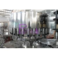 Wholesale PLC Control High Speed Automatic Water Filling Machine For Plastic / PET Bottle from china suppliers