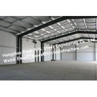 Quality High Strength Prefabricated Industry Steel Building For Warehouse Workshop for sale