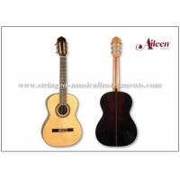 Wholesale 39 Inch Mahogany Best Handmade 650mm Classical Acoustic Guitar Golden plated machine head from china suppliers