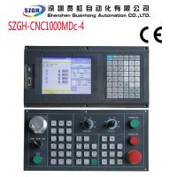 Wholesale High Speed four Axis CNC Router & Engraving Controller Numerical Control Systems from china suppliers