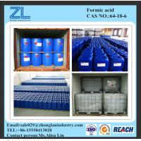 Wholesale Formic acid With MSDS from china suppliers