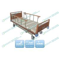 Wholesale Collapsible Aluminium Guardrails medical electric beds Height adjustable 380 - 650mm from china suppliers