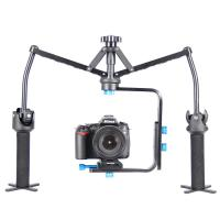 Wholesale Foldable M shaped Black Spider Handheld Camera Stabilizer For DSLR from china suppliers
