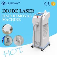 Buy cheap 1-10Hz adjustable frequency 1800w input power 808 diode laser machine for hair removal from wholesalers