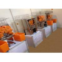 Wholesale 120W Desk Type Orange Juice Extractor With Automatic Peeling For Drink Shop from china suppliers
