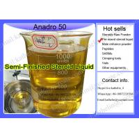 Wholesale Steroid Oil based injection Gear Oxymetholone / Anadro 50 Semi-Finished Oil For Bodybuilding from china suppliers