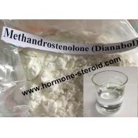 Wholesale Legal White Liquid Oral Anabolic Steroids Metandienone Dianabol For Muscle Growth 72-63-9 from china suppliers