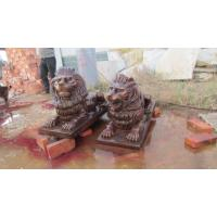 Wholesale bronze lions sculpture,casting bronze african lions statue from china suppliers