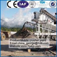 Wholesale mobile crusher from china suppliers