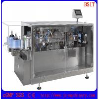 Wholesale Food industry Plastic Ampoule Packing Machine with two filling head from china suppliers