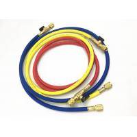 Wholesale Air Conditioning Service Freon Refrigerant Hoses With Ball Valves For R410A from china suppliers