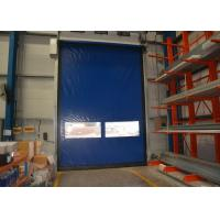 Wholesale Digital display control box high speed industrial rolling door with conductive rubber from china suppliers