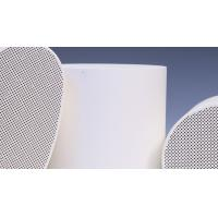 Wholesale Diesel SCR Substrate System , Cordierite Honeycomb Ceramic Support from china suppliers