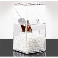 Wholesale supplier china acrylic cosmetic organizer makeup display stand from china suppliers