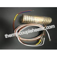 Wholesale High Performance Brass Band Include Hot Runner Coil Heaters With J / K Type Thermocouples from china suppliers