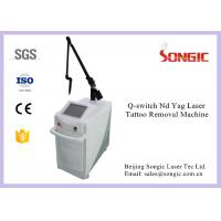 Wholesale Articular Laser arm Q Switched ND YAG Laser Tattoo Removal Machine For freckle removal from china suppliers