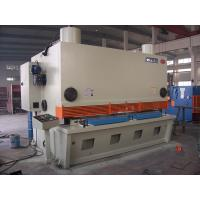 Wholesale Estun System E21 CNC Guillotine Hydraulic Shearing Machines 10 Mm  Thickness from china suppliers