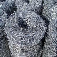 Buy cheap Electro Galvanized Barbed wire from wholesalers