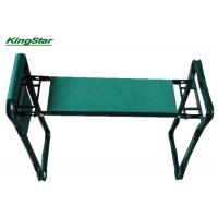 Wholesale Folding Garden Kneeler Seat And Tool Storage Bag , 2 In 1 Functionality from china suppliers