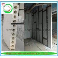 Wholesale china buliding material building lightweight MGO hollow core wall panel for house from china suppliers
