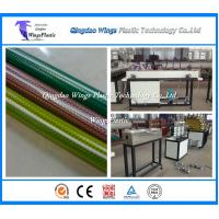 Wholesale Plastic PVC Garden Hose / Reinforced PVC Tubing Production Line from china suppliers