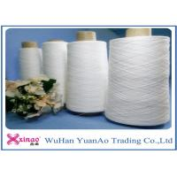 Wholesale Wholesale 301 Spun Polyester Sewing Yarn High Tenacity Raw White Yarns from china suppliers