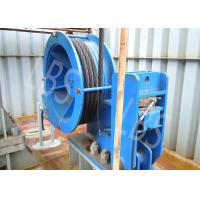 Quality Stainless Steel / Carbon Steel Offshore Winch Small Size Manual Driven for sale