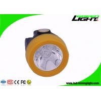 Wholesale Cree 3.8Ah Coal Miner Cap Lights With Charging Indication 10000 Lux from china suppliers