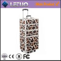 Wholesale the Urbanity ClassicGiraffe Beauty Trolley professional makeup trolley case from china suppliers