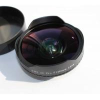Wholesale optical 0.3X fisheye lens from China from china suppliers