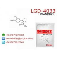 Wholesale 1165910-22-4 Professional SARM Steroid LGD-4033 / Ligandrol for Muscle Wasting from china suppliers