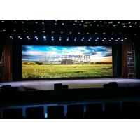 Wholesale Full Color P3.91 Indoor Rental LED Module Display With Die Casting Al Cabinet from china suppliers