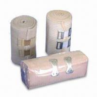 Wholesale Skin-colored Bandages for Sports Injuries, Made of Spandex, Cotton Threads and Elastic, Washable from china suppliers